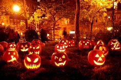 Jack O'-Lanterns