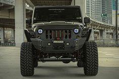 2014 Jeep Wrangler Unlimited NightHawk 3