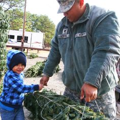 Trees for Troops at Mahoney's Garden Centers. Buy a tree for the troops for just $25 at Mahoney locations!