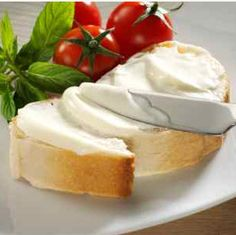 Copycat Cream Cheese. Who knew you could make homemade cream cheese??