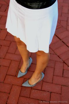 My skirt remix! Click the pic for a few more photos #fashion #sewing #diy