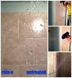 How to Prevent Soap Scum Build-up on Glass Shower Door.
