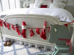 bedroom decor, advent calendars, christmas decorations, baby socks, christmas stockings