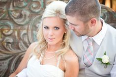 Real Weddings: Andrea and Jeff's Arizona Wedding at The Boojum Tree