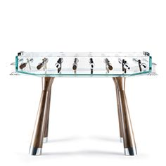 Foosball, best played on one of these beautifully designed tables! TECKELL - COLLECTION