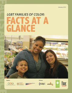 Movement Advancement Project | LGBT Families of Color: Facts at a Glance