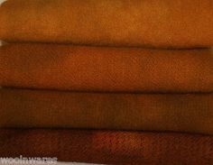 """""""Caramelized Sugar"""" (over-dyed wool) from Wool-N-Wares on eBay @ http://stores.shop.ebay.com/wool-n-wares"""