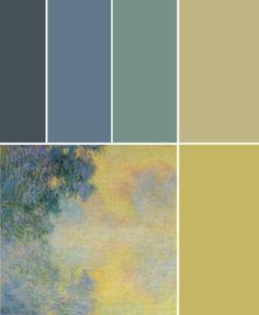 color palettes, patina, color combos, color schemes, blue, colors, color pallets, color combinations, bathroom ideas