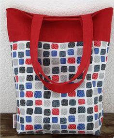 craft, purs, color tote, bag tutorials, bag patterns, tote bags, sewing tutorials, revers tote, sewing patterns