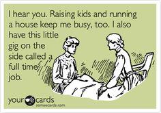 Yep....I can relate!
