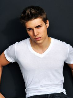 Nolan Funk.... attractive boy