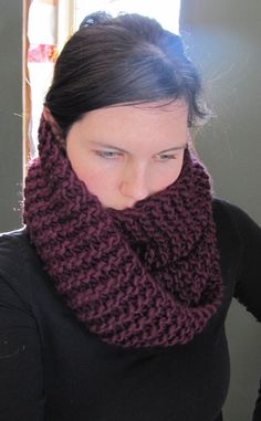 Mobius Cowl by TanFish on Etsy, $35.00