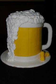 beer cake @Brittany Horton Leonard
