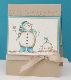 Snow Much Fun card