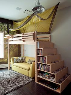 Kids Loft Beds Design, Pictures, Remodel, Decor and Ideas - page 18