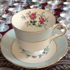 My favourite 'Duchess' teacup & saucer