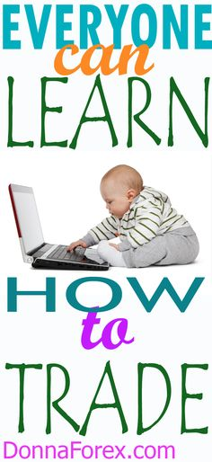 How can i learn forex trade