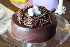 Easy Easter cake, yum!