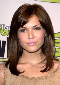 Medium+Bob+Hairstyles+2013 | Medium layered hairstyles with bangs suitable for workers woman and ...