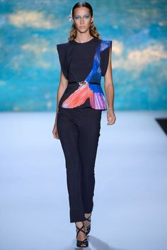 SPRING 2013 READY-TO-WEAR  Monique Lhuillier