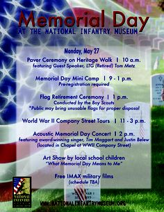 memorial day events fort worth tx