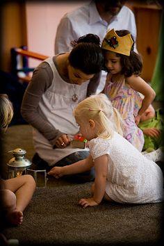 Discovering Waldorf :: The Daily Rhythm in a Waldorf School