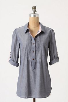 tunic...just add some skinny jeans