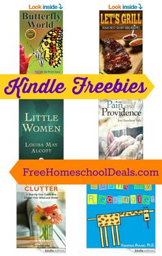Free Kindle Books Every Day!