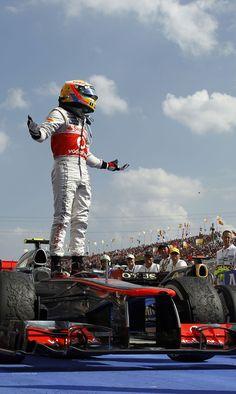 Lewis | McLaren Mercedes | Formula 1