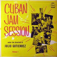 Tanga: Cuban Jam Session. Historia de las grabaciones del sello Panart.