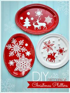 DIY Christmas Decorations and Projects | The 36th AVENUE