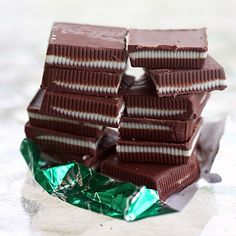 12 of 12 Days of Christmas Cookies: Andes Mint Cookies | The Girl Who Ate Everything