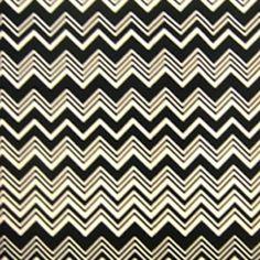 Missoni Tobago Fabric #20 via Safari Living #fabric #cotton #black #white
