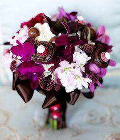 willy wonka #bridal #bouquet