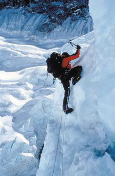 Sure, why not, let's climb Mount Everest!