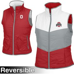 option vest espn shop ohio state clothing ohio state womens clothing