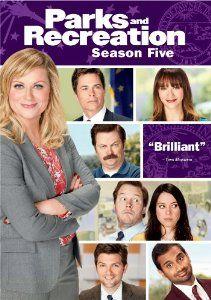 Amazon.com: Parks and Recreation: Season Five: Amy Poehler, Adam Scott, Nick Offerman, Rashida Jones, Aziz Ansari: Movies & TV