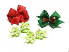 Ribbon bows made easy with the Bowdabra tool - a tutorial. hairbow, ribbon bows, hair bows
