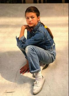 Milla Jovovich Young colection 1