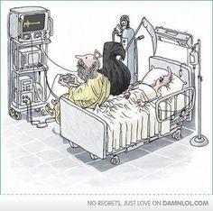 video game + medical joke = awesome