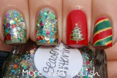 More Nail Polish: Merry Christmas 2013