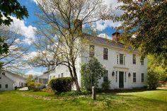 Renee Zellweger's Connecticut home