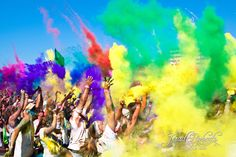 The Color Run. Doing it - July 14, SF