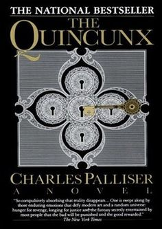 The Quincunx, long hard read that pays off in the end.
