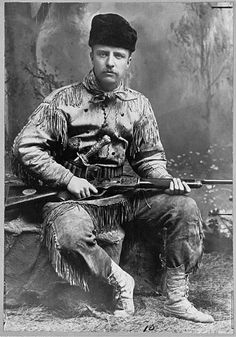THEODORE ROOSEVELT Hunting PICTURES PHOTOS and IMAGES