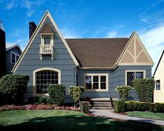 Possible Exterior Paint Color Scheme Behr Red Pepper Ul120 22 Ostrich W F 410 And Rejuvenate