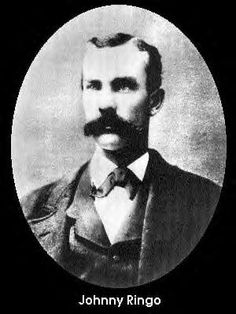 Johnny Ringo ...enemy of Wyatt Earp