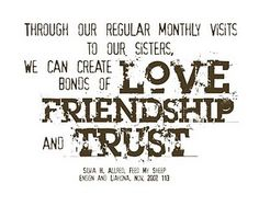 Love, friendship, and trust