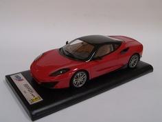 1/18 Scale BBR diecast model 2008 Ferrari SP1 in Resin $335.67