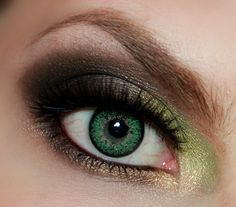 Chartreuse Green and French Roast Brown Eyes: Guest Blogger | Birchbox